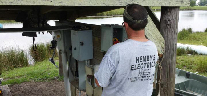 Hemby's Electrical Service